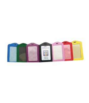 Colored ID Holders