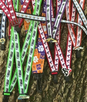 Sports & College Lanyards