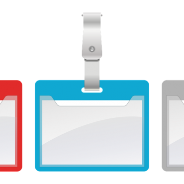 Non-Ferrous Retractable Reels for ID and Badge Holders